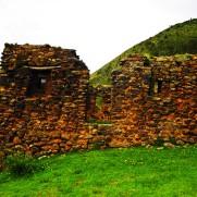 Construcción Preinca en PumamarkaD