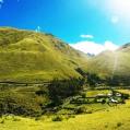 Visiting the Quechua Community