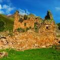 Ruinas sobre Catarata PeroynilloqD
